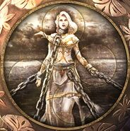 Sea goddess puzzle