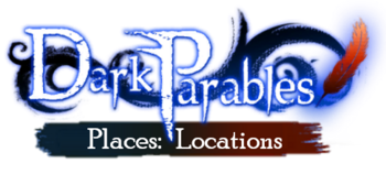 Dark Parables Wiki-Current Logo Revamped-Places Locations