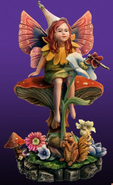 BOR - Thumbelina Figure
