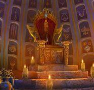 TT&TTB Rasputin's Makeshift Throne