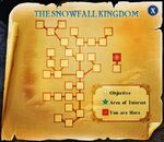 Snowfall kingdom map