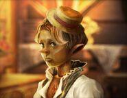 Pinocchio lies