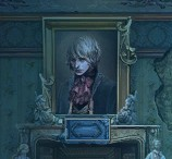 Crooked count portrait