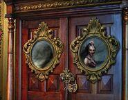 Amelia reflection cabinet