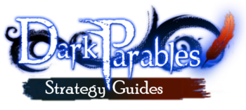 Dark Parables Wiki-Current Logo Revamped-Strategy Guides