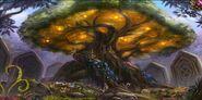 RatQ Tree concept art