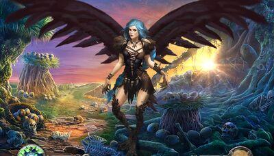 SP&DT Harpy Queen