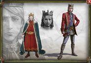 RSP King Henryk concept art