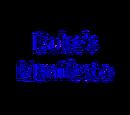 Duke's Manifesto