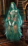 BOR - Queen Melanie Ghost 1