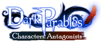 Dark Parables Wiki-Current Logo Revamped-Antagonist Characters