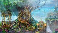 Goddess tree