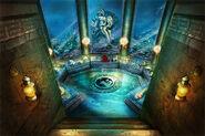 Mermaid shrine