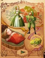 RSP The Untold Story of the Frog Prince parable