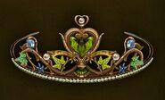 Ivy tiara