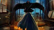 Fl raven cloak