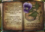 Princess daphne journal