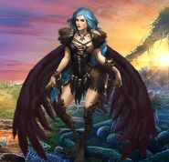 F2h-harpy-queen-wings-down