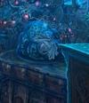 Acorn Symbol Druid's Hut