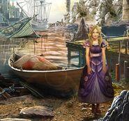 Daphne at secret pier