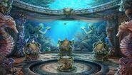 Artifact aquarium