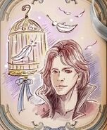 Ross drawing by rapunzel