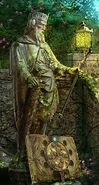 Statue briar king