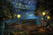 Mermaid dock