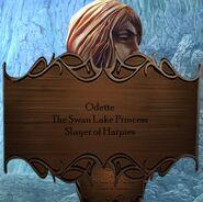 Tsp-odette-bust-plaque