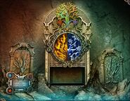 Fire ice altar