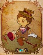 Pinocchio parable