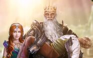 Althea king pinocchio ending