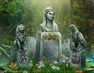 Brunhilda statuary