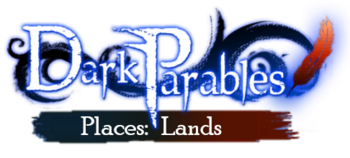 Dark Parables Wiki-Current Logo Revamped-Places Lands