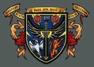 Fl viceroy coat arms concept