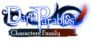 Dark Parables Wiki-Current Logo Revamped-Characters by Family