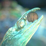 Crabby hands orb