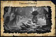 MG Distorted Garden concept art
