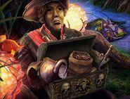 Magic beans pirate
