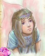 BOR - Drawing of Thumbelina