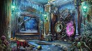 False mirror room