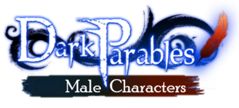 Dark Parables Wiki-Current Logo Revamped-Male Characters