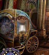 Carriage in floralia palace