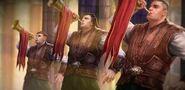 Barsia-royal-guard-trumpets
