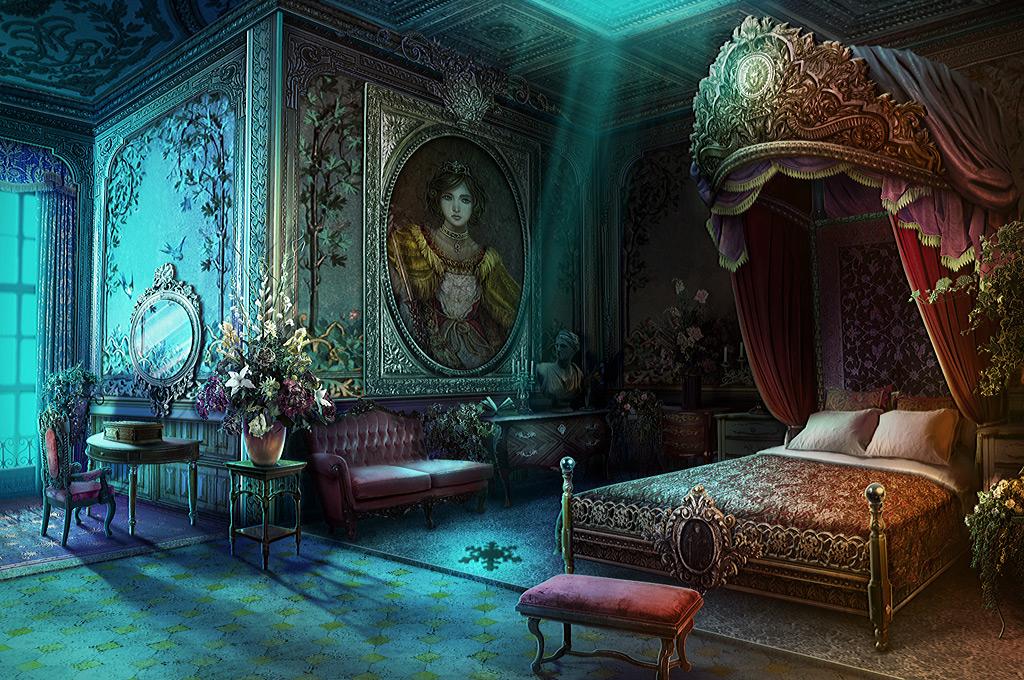Image Snow Bedroom Jpg Dark Parables Wiki Fandom Powered By Wikia