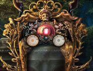 Mirror portal emblem