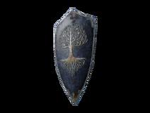 Escudo de árbol espiritual