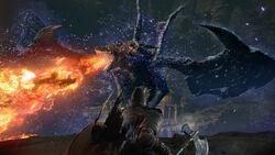 Midir, el devorador de oscuridad - Imagen promocional