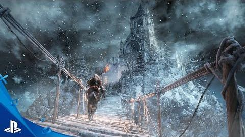 Dark Souls III Ashes of Ariandel - Trailer