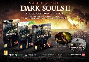 DSII Black Armour Edition